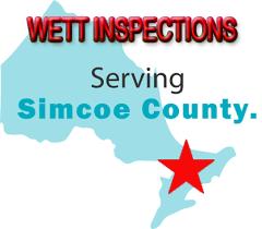 Wett Certified Inspections For Barrie Alliston Orillia