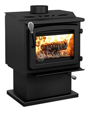 FW2600 CENTRAL HEATING WOOD STOVE
