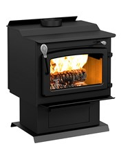 CENTRAL HEATING FW3000 WOOD STOVE